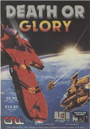 Death or Glory per Amstrad CPC