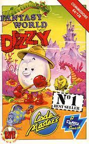 Dizzy: Fantasy World per Amstrad CPC