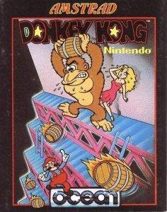 Donkey Kong per Amstrad CPC