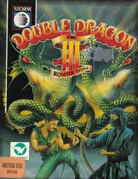 Double Dragon III: The Rosetta Stone per Amstrad CPC