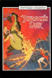 Dragon's Lair per Amstrad CPC
