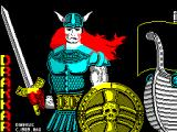 Drakkar per Amstrad CPC