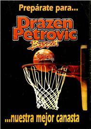 Drazen Petrovic Basket per Amstrad CPC