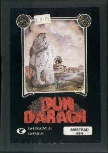 Dun Darach per Amstrad CPC