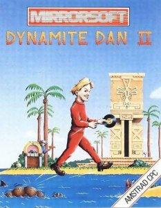 Dynamite Dan II per Amstrad CPC