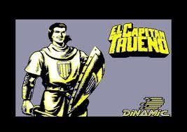 El Capitán Trueno per Amstrad CPC