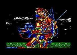 El Poder Oscuro per Amstrad CPC