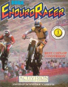 Enduro Racer per Amstrad CPC
