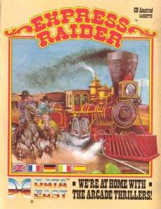 Express Raider per Amstrad CPC