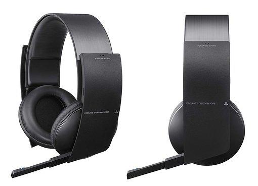 Sony - Cuffie wireless 7.1 per PS3