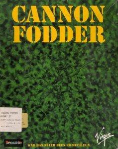 Cannon Fodder per Atari ST