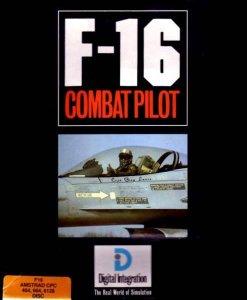 F-16 Combat Pilot per Amstrad CPC