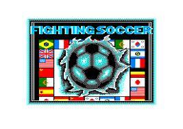 Fighting Soccer per Amstrad CPC