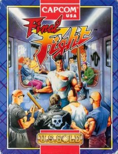 Final Fight per Amstrad CPC