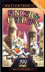 Finders Keepers per Amstrad CPC