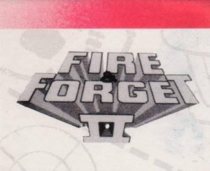 Fire and Forget 2: The Death Convoy per Amstrad CPC