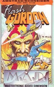 Flash Gordon per Amstrad CPC
