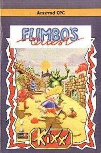 Flimbo's Quest per Amstrad CPC