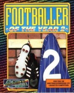 Footballer of the Year 2 per Amstrad CPC