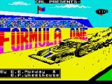 Formula One per Amstrad CPC