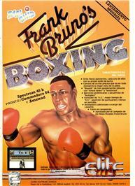 Frank Bruno's Boxing per Amstrad CPC