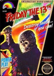 Friday the 13th per Amstrad CPC