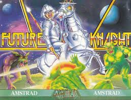 Future Knight per Amstrad CPC
