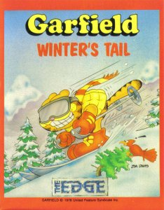 Garfield: Winter's Tail per Amstrad CPC