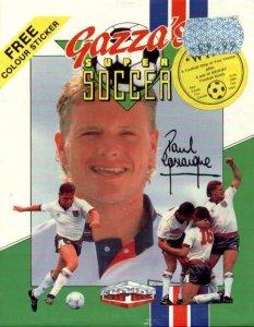 Gazza's Super Soccer per Amstrad CPC