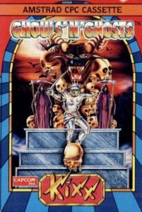 Ghouls'n'Ghosts per Amstrad CPC