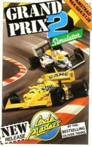 Grand Prix Simulator 2 per Amstrad CPC