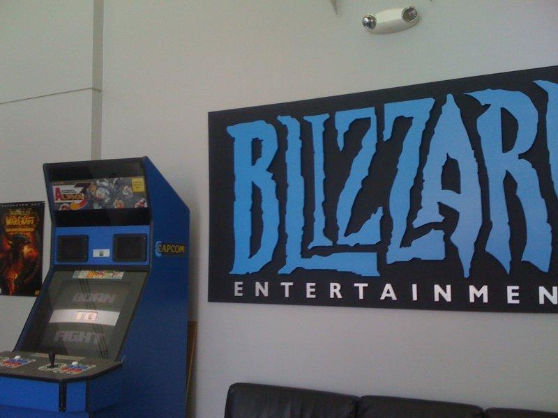 In casa Blizzard