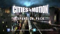Cities in Motion: Tokyo - Trailer di lancio