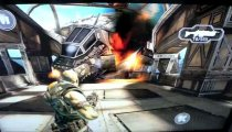 Shadowgun - Trailer su Tablet Android