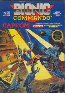 Bionic Commando per Nintendo Entertainment System