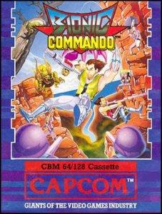 Bionic Commando per Commodore 64