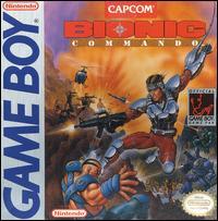 Bionic Commando per Game Boy