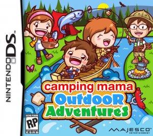 Camping Mama: Outdoor Adventures per Nintendo DS