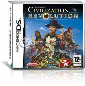 Sid Meier's Civilization Revolution per Nintendo DS