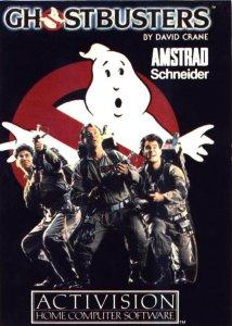 Ghostbusters: Il Videogioco per Amstrad CPC