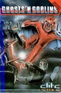 Ghosts'n Goblins per Amstrad CPC