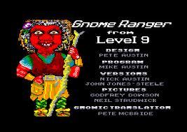 Gnome Ranger per Amstrad CPC