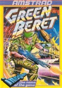 Green Beret per Amstrad CPC