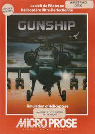 Gunship per Amstrad CPC