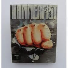 Hammerfist per Amstrad CPC