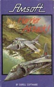 Harrier Attack per Amstrad CPC