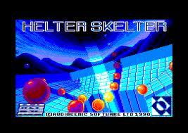 Helter Skelter per Amstrad CPC