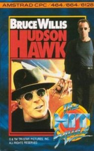 Hudson Hawk per Amstrad CPC