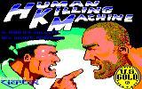 Human Killing Machine per Amstrad CPC