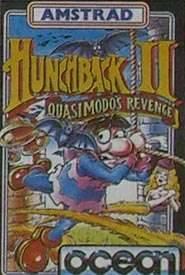 Hunchback II: Quasimodo's Revenge per Amstrad CPC